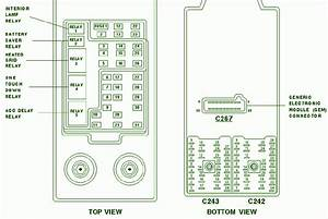 1997 Ford Expedition Xlt Interior Fuse Box Diagram  U2013 Auto