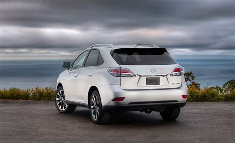 lexus rx 2014 car and driver