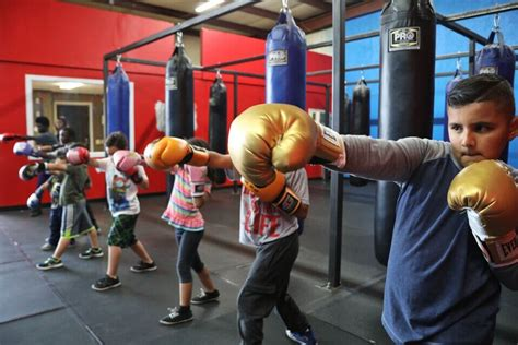 Classes/Programs | Bakersfield Boxing and Fitness Club
