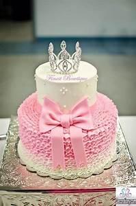 +15 Sweet 1st birthday cakes for girls Birthday