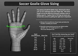 Choosing Goalkeeper Gloves Soccer Box
