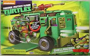 Teenage Mutant Ninja Turtles Shellraiser Green Repaint