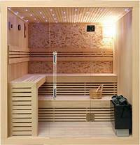 in home sauna House: Modern Sauna Designs For Small Spaces With Incredible ... | Home in 2019 | Sauna house ...