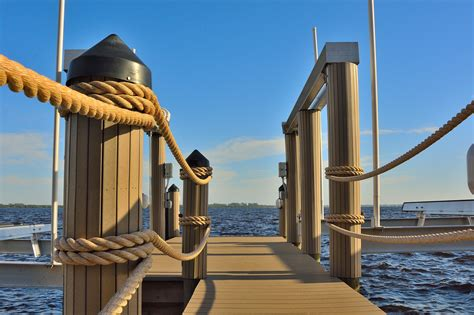 tandeck decorative piling strips  decorative synthetic
