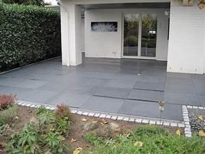 Terrasse Mit Granitplatten : garten und landschaftsbau thorsten behmer ~ Sanjose-hotels-ca.com Haus und Dekorationen