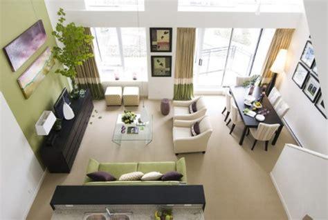 desain ruang keluarga sekaligus ruang makan  dapur