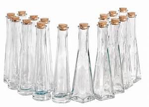 Glasflaschen Mit Korken : 16 glasflaschen geolini vbs gro handelspackung vbs hobby bastelshop ~ Orissabook.com Haus und Dekorationen