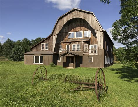 barn converted to house 7 barns converted into charming homes for real