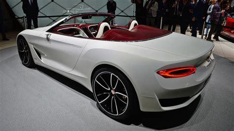 future bentley 2017 bentley exp 12 speed 6e concept details specs news