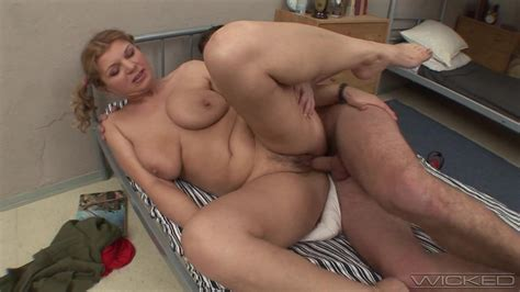 Amateur With Saggy Naturals Hard Sex With A Younger Male