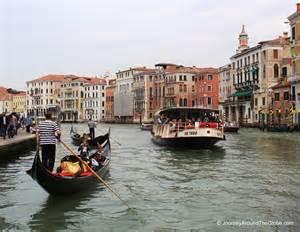 Venice Italy City On Water