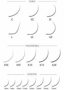 Eyelash Extensions Lc Curl Mix Eye Design Eye Design