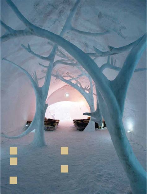Ice Hotel Quebec City Canada
