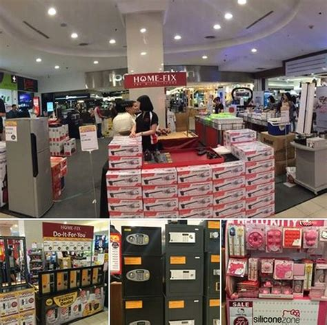 home fix extended clearance sale fair event singapore