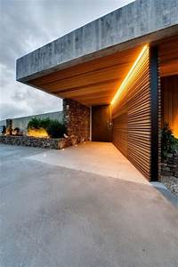 Relaxing Light Color Top Outdoor Lighting Projects Using Linear Lights
