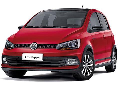 Volkswagen Fox Pepper (2017