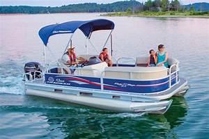 SUN TRACKER Boats : Recreational Pontoons : 2017 PARTY ...