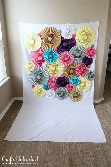 Diy Photo Booth Background Ideas by Budget Friendly Photo Booth Backdrop Ideas And Tutorials