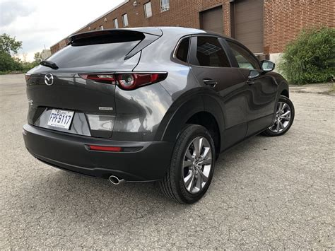It went on sale in japan on 24 october 2019, with global units being produced at mazda's hiroshima factory. 2020 Mazda CX-30 GS AWD Review: Think Of It As The Mazda3 ...