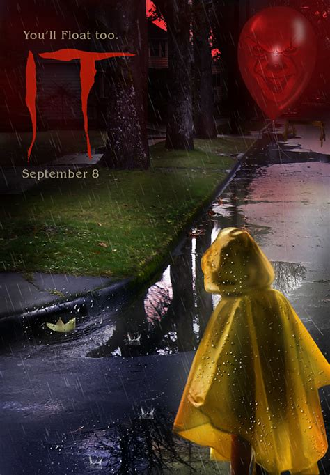 It Movie DVD Cover