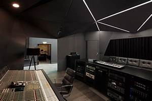 Optimist Design creates Red Bull music studio inside