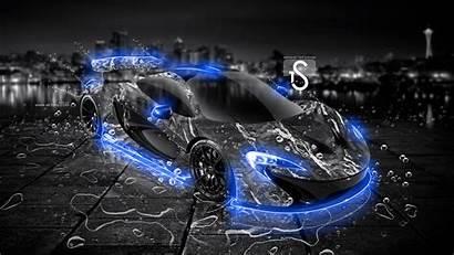Mclaren Wallpapers P1 Tony Neon Cool Cars