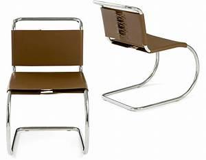 Mies Van Der Rohe Chair : mr side chair ~ Watch28wear.com Haus und Dekorationen
