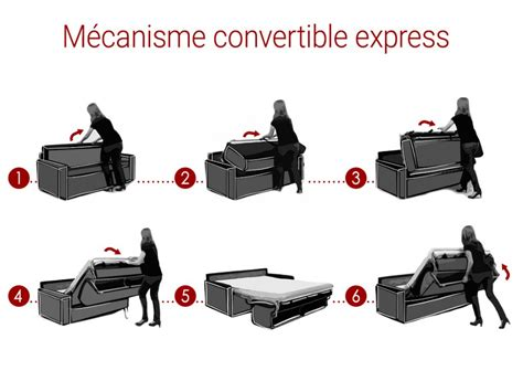canapé convertible express 3 places canapé 3 places convertible express cuir italien hippias