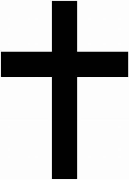 Cross Christian Svg Symbol Christianity Religious Symbols