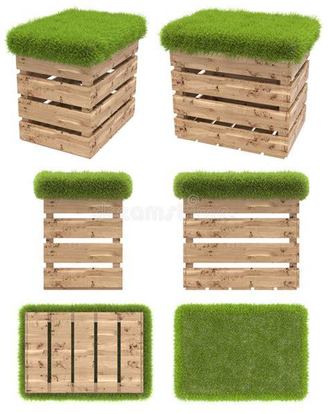 siege en palette la chaise de la boîte en bois ou de la palette avec un