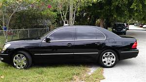 Fl Fs 2003 Lexus Ls430 Ul Black W   All Bells And Whistles - Clublexus