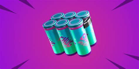 fortnite  update adds chug splash item  battle