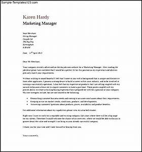 how to write a general cover letter With how to write a general cover letter