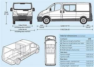 Dimension Opel Vivaro : the gallery for vauxhall vivaro dimensions ~ Gottalentnigeria.com Avis de Voitures