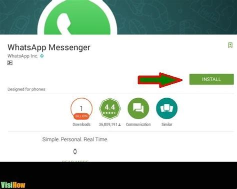 install whatsapp on pc for windows 10 visihow