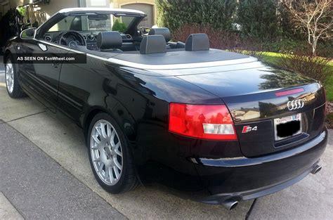 Best 80 2006 Audi S4 Convertible Cabriolet Illinois Liver