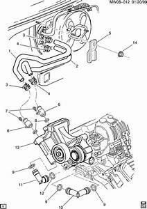 1998 Buick Century Parts Diagram