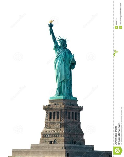 statue of liberty pedestal statue of liberty on pedestal new york stock photography