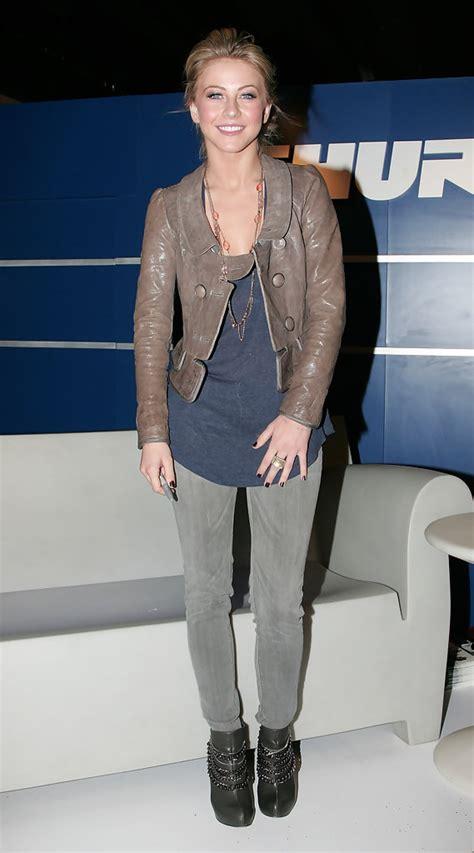 julianne hough leather jacket julianne hough