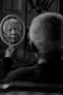 Nelson Mandela Mirror