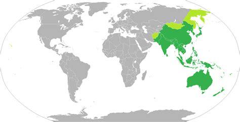 asia pacific wikipedia