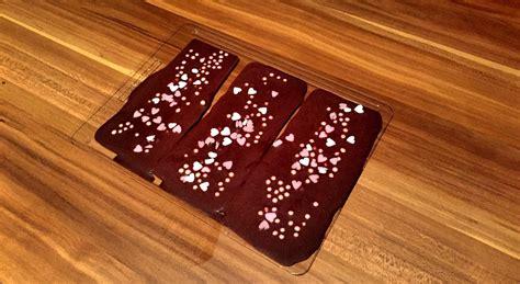 Chocqlate  Schokolade selbst machen Bianca´s