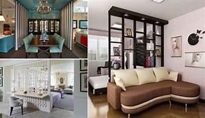Meuble De Separation Design : 45 meubles de s paration pour un espace de vie organis des id es ~ Teatrodelosmanantiales.com Idées de Décoration