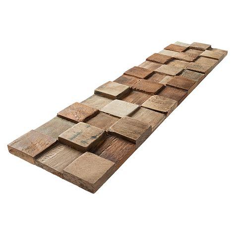 Holzpaneele Wand Und Decke by Holzpaneele Brix Teak 510 X 140 X 20 Mm 2 Paneele