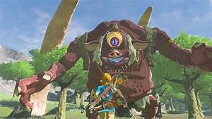 New Zelda Breath Of The Wild Screenshots Closer Look At