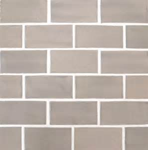2 quot x4 quot subway tile in light grey modern tile