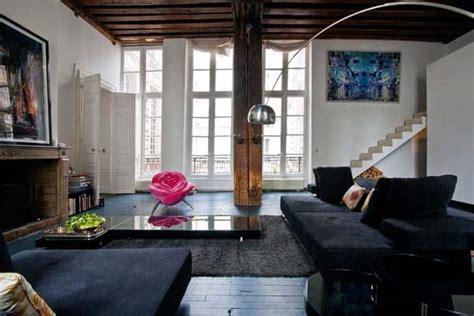 Apartments Accessories by Eclectic Mixture For A Parisian Apartment Vintage