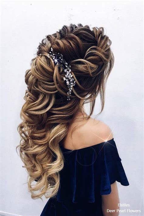 Wedding Hairstyles For by 20 Wedding Hairstyles For From Elstiles Deer