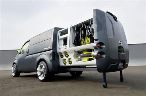 Nissan Nv2500 Preview Car Body Design