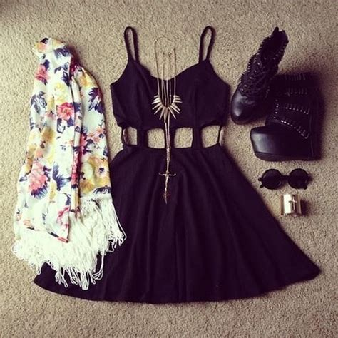 Party outfit on Tumblr